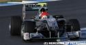 メルセデスGP、新フロントウイングをテスト? thumbnail