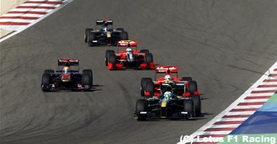 フェラーリ、新規チームのペースアップを願う thumbnail