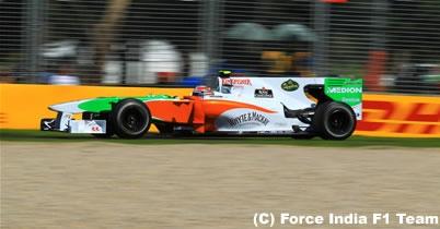 リウッツィ「バランスにはとても満足」オーストラリアGP1日目 thumbnail