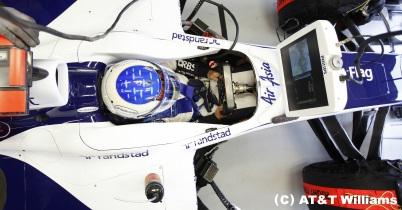 バリチェロ「あるべき速さがない」マレーシアGP1日目 thumbnail