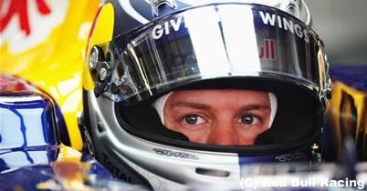 ベッテル「たくさんのいい思い出がある」中国GP1日目 thumbnail