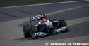 シューマッハ「かなり自信を持っている」中国GP1日目 thumbnail