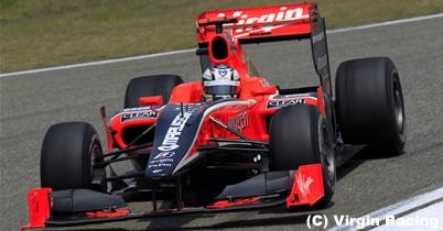 グロック「この先も楽しみにしている」中国GP1日目 thumbnail