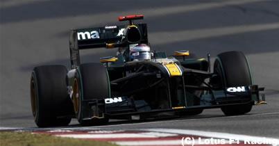 トゥルーリ「トラブルはなかった」中国GP1日目 thumbnail