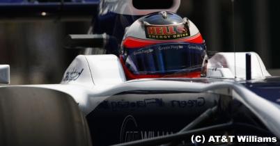 バリチェロ「自分の走りに満足」中国GP2日目 thumbnail