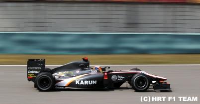 チャンドック「ライバルとの差を縮められた」中国GP2日目 thumbnail