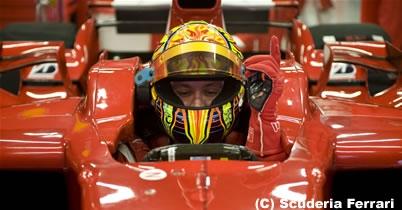 フェラーリ、ロッシ獲得をあきらめず thumbnail