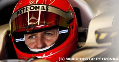 元F1ドライバーら、シューマッハは復活する thumbnail