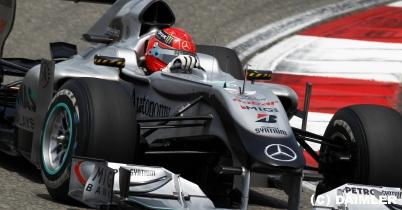 メルセデスGP、スペインGPで大幅改良へ thumbnail