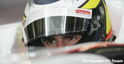 スペインの自動車連盟、デ・ラ・ロサのスポンサー獲得に協力 thumbnail