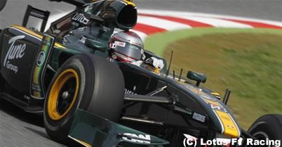 トゥルーリ「が大きく進歩した」スペインGP1日目 thumbnail