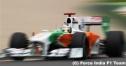 スーティル「クルマのバランスには満足」スペインGP1日目 thumbnail