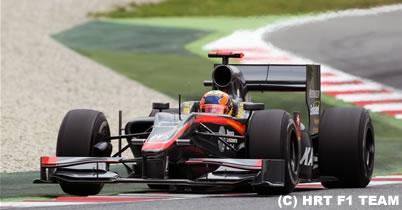 チャンドック「自分の働きにはとても満足」スペインGP1日目 thumbnail