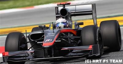クリエン「最高な90分間を過ごせた」スペインGP1日目 thumbnail