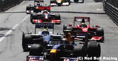 モナコGPでの予選Q1分割、実現の可能性は低い thumbnail