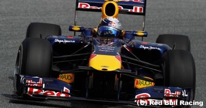 2010年スペインGP土曜プラクティスの結果 thumbnail