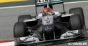 シューマッハ「限界を引き出せた」スペインGP2日目 thumbnail
