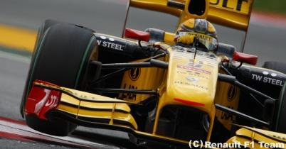 クビサ「ポイント獲得を期待している」スペインGP2日目 thumbnail