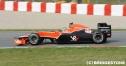 ディ・グラッシ「力強いレースをできる」スペインGP2日目 thumbnail