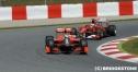 ディ・グラッシ「初めて2台ともフィニッシュ」スペインGP決勝 thumbnail