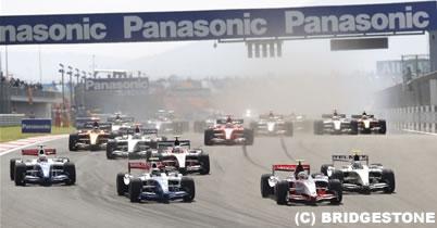 GP2第3戦トルコ、パストール・マルドナードがランキング首位に thumbnail