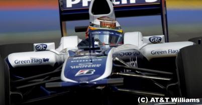 ヒュルケンベルグ「ポイント獲得も可能だった」ヨーロッパGP決勝 thumbnail