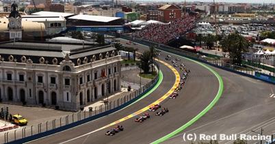 バレンシア市街地コース、レイアウト変更の可能性 thumbnail