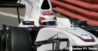 可夢偉「ポイント獲得のチャンスは十分にある」イギリスGP2日目 thumbnail