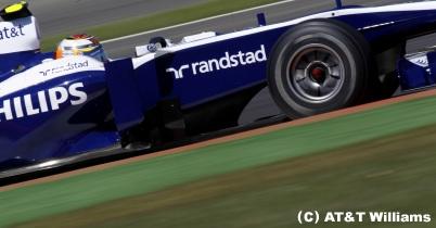 ヒュルケンベルグ「トラフィックに予選を台無しにされた」イギリスGP2日目 thumbnail
