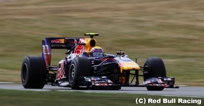 2010年イギリスGPレースレポート thumbnail