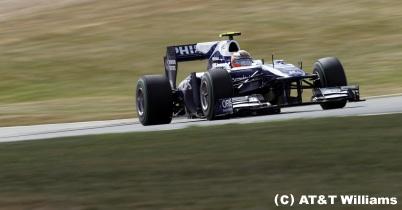 ヒュルケンベルグ「ポジティブなレース」イギリスGP決勝 thumbnail