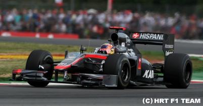 チャンドック「今回も2台で完走」イギリスGP決勝 thumbnail