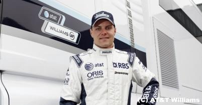 バルテリ・ボッタス、2012年F1デビューを目指す thumbnail