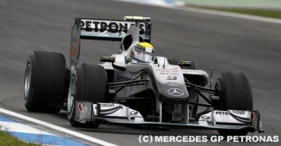 ニコ・ロズベルグ「予選ではかなり苦戦した」/ドイツGP2日目 thumbnail