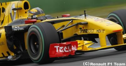 ロバート・クビサ「厳しいレースを予想している」/ドイツGP2日目 thumbnail