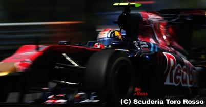 トロ・ロッソ、2011年はフェラーリ製KERSを搭載 thumbnail