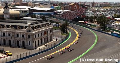 バレンシア、2011年のF1カレンダーに疑問 thumbnail