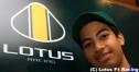 ロータス、16歳のナビル・ジェフリをテストに起用 thumbnail
