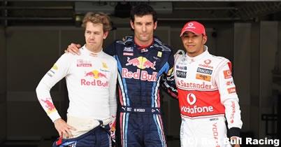 2010年F1チャンピオン最有力候補は? thumbnail