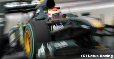 ロータス、2011年はルノーのエンジンとギアボックスを搭載? thumbnail
