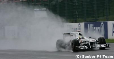 ペドロ・デ・ラ・ロサ「とても競争力が高かった」/ベルギーGPフリー走行1日目 thumbnail