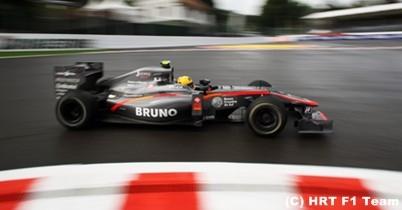 ブルーノ・セナ「全種類のタイヤで走れた」/ベルギーGP1日目 thumbnail