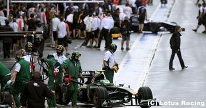F1ベルギーGP、いまだに見えない勢力図 thumbnail