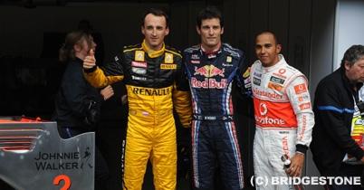 ブリヂストンの2010年ベルギーGP予選レポート thumbnail