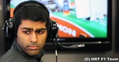 カルン・チャンドック、残り数戦でのレース出場に期待 thumbnail