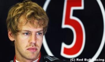 セバスチャン・ベッテル、ジェンソン・バトンとのクラッシュを謝罪=F1ベルギーGP thumbnail