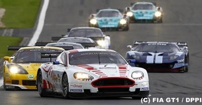 FIA GT1第6戦ニュルブルクリンク、ダレン・ターナー/トマス・エンゲ組のアストンマーチンが優勝 thumbnail