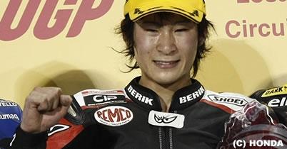 富沢祥也(Moto2)、レース中の事故で亡くなる thumbnail