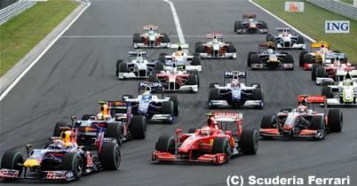 2013年F1レギュレーション案、さらなる詳細が明らかに thumbnail