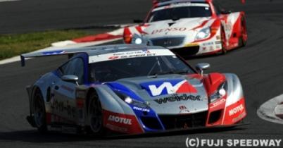 SUPER GTドライバー、小山町復興イベントを開催 thumbnail